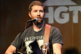 Josh Turner; Photo by Jason Davis/Getty Images for HGTV