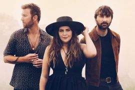 Lady Antebellum; Photo By Dove Shore