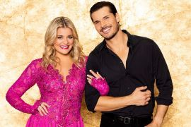 Lauren Alaina and Gleb Savchenko; Photo Courtesy ABC/Craig Sjodin