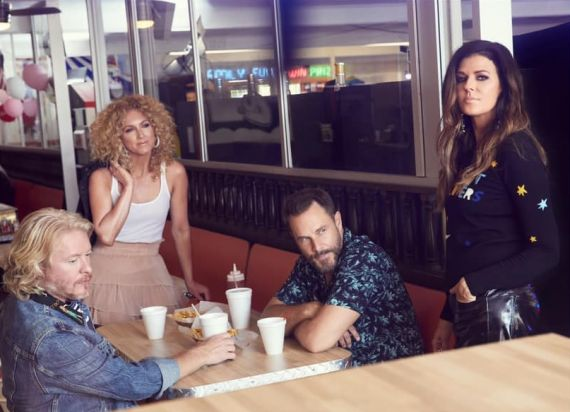 Little Big Town; Photo Courtesy the Artist