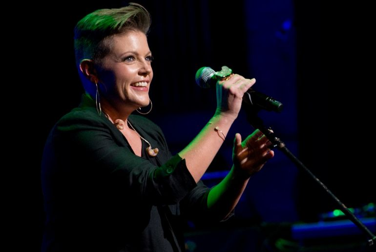 Natalie Maines; Photo by Noam Galai/Getty Images