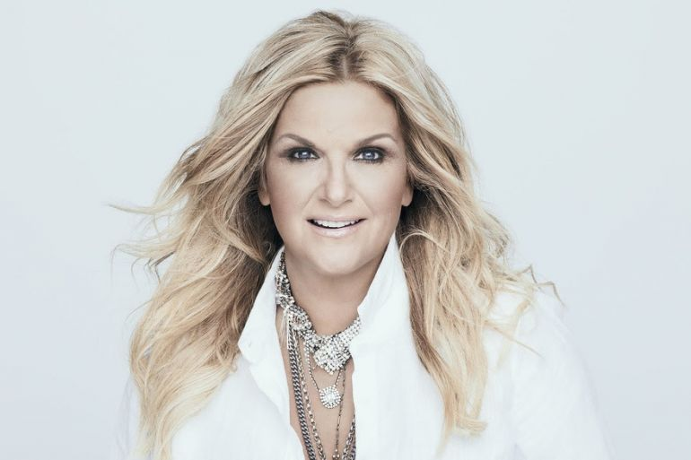 Trisha Yearwood; Photo by Russ Harrington