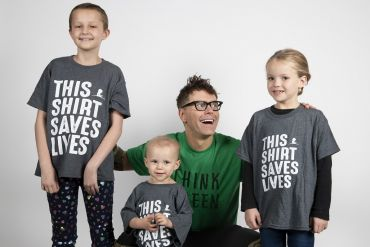 Bobby Bones at St. Jude Children's Research Hospital; Photo Courtesy of St. Jude Children's Research Hospital