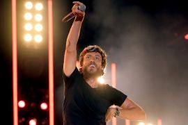 Chris Janson; Photo by Jason Kempin/Getty Images