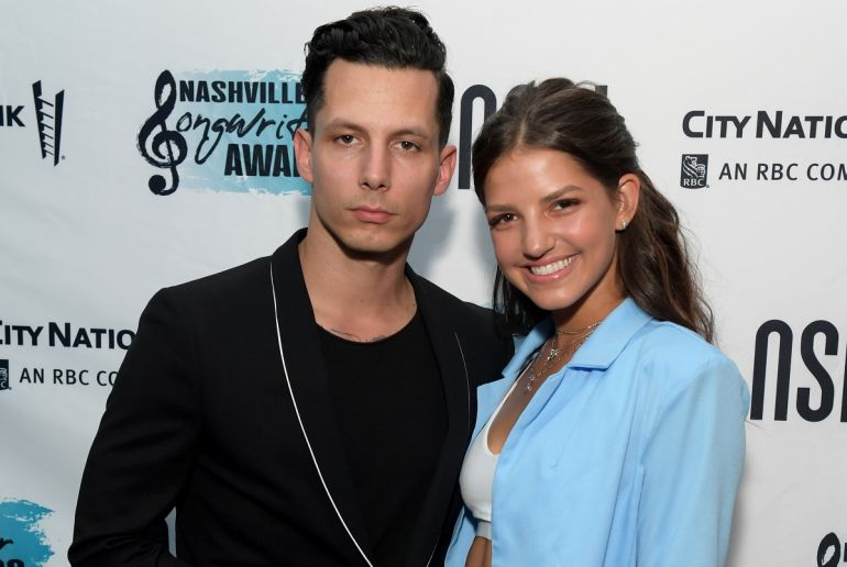 Devin Dawson and Leah Sykes; Photo by Jason Kempin/Getty Images