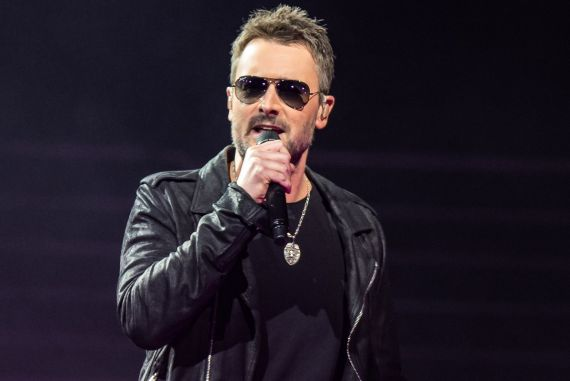Eric Church; Photo by Andrew Wendowski