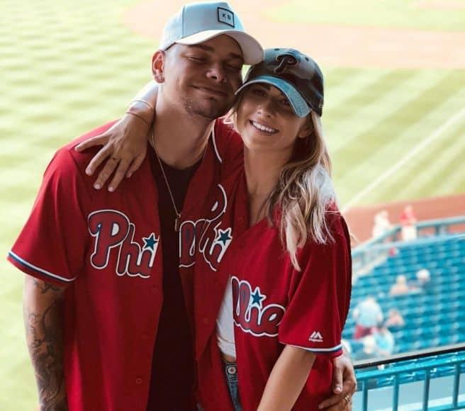 Kane Brown and Wife, Katelyn Jae; Photo via Instagram