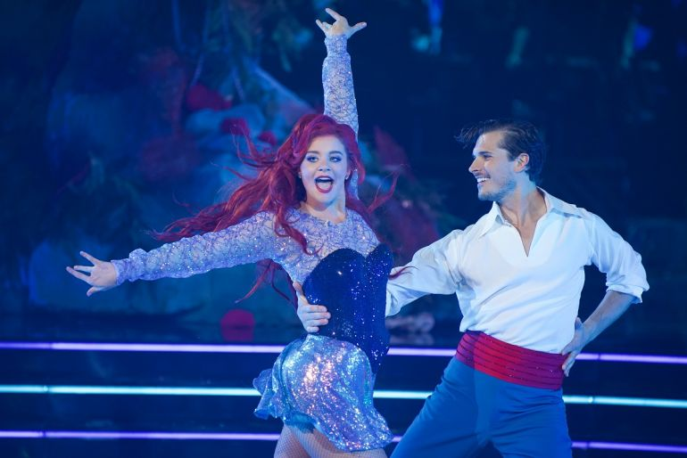 Lauren Alaina, Gleb Savchenko; Photo by ABC/Eric McCandless