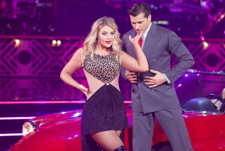 Lauren Alaina and Gleb Savchenko; ABC/Eric McCandless