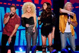 Little Big Town; Photo by Mike Coppola/Getty Images for CMT