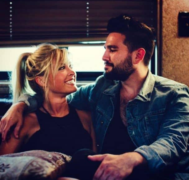 Shay Mooney and Hannah Billingsley; Photo via Instagram