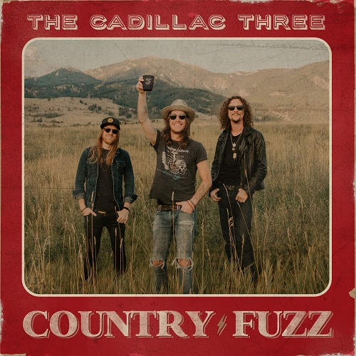 The Cadillac Three; Courtesy of Big Machine Records