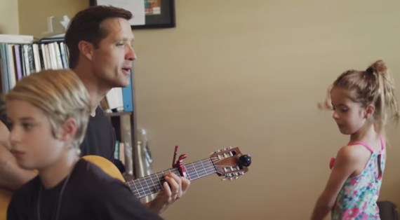 Walker Hayes; 'Don't Let Her' Music Video