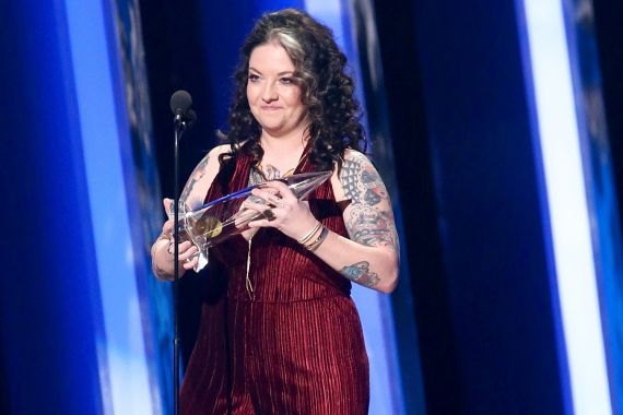 Ashley McBryde; Photo by Terry Wyatt/Getty Images
