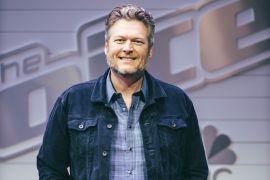 Blake Shelton; Photo by Osprey Media