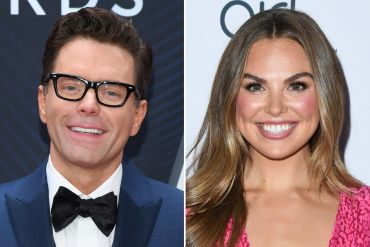 Bobby Bones; Photo by Jason Kempin/Getty Images, Hannah Brown; Photo by Jon Kopaloff/Getty Images