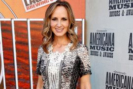 Chely Wright Pictured in 2016; Photo by Terry Wyatt/Getty Images for Americana Music