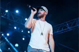Chase Rice; Photo by Andrew Wendowski