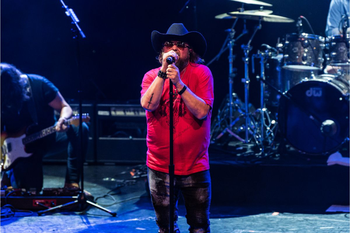 Colt Ford; Photo by Andrew Wendowski