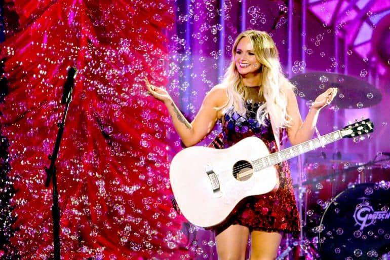Miranda Lambert; Photo by Terry Wyatt/Getty Images