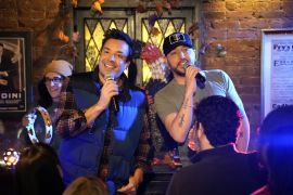Jimmy Fallon and Jason Aldean; Photo by: Andrew Lipovsky/NBC