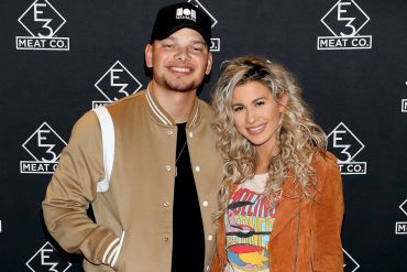 Kane Brown and Katelyn Jae; Photo by Danielle Del Valle/Getty Images for E3 Chophouse Nashville