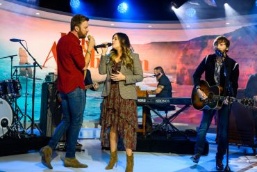 Lady Antebellum; Photo by Nathan Congleton/Today