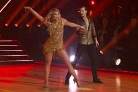 Lauren Alaina, Gleb Savchenko; Photo by ABC/Kelsey McNeal