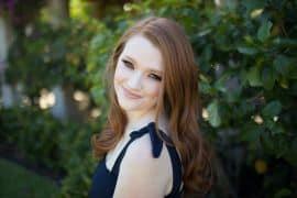 Liddy Clark; Photo by Maysa Askar