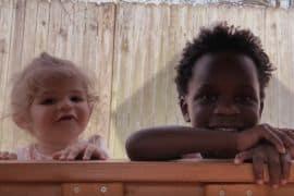 Thomas Rhett's Daughters; Photo via YouTube