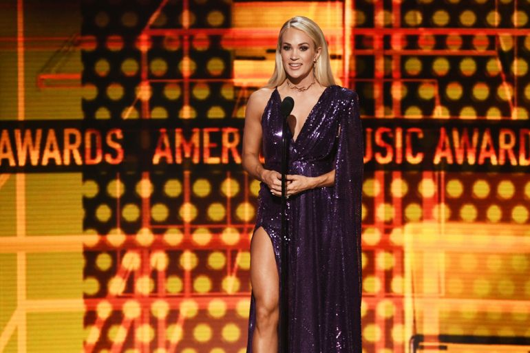 Carrie Underwood; Photo by Kevin Winter/Getty Images for dcp