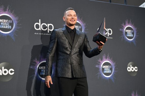 Kane Brown; Photo by Matt Winkelmeyer/Getty Images for dcp