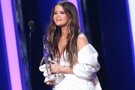 Maren Morris; Photo by Terry Wyatt/Getty Images