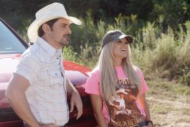 Brad Paisley, Carrie Underwood; ABC/Mark Levine