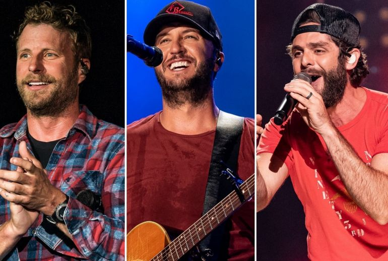 Dierks Bentley Tour 2020.Dierks Bentley Luke Bryan And Thomas Rhett To Headline 2020
