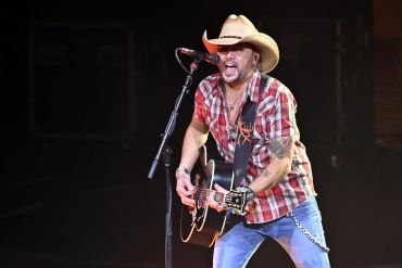 Jason Aldean; Photo by David Becker/Getty Images