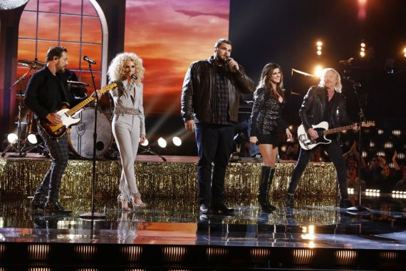 Little Big Town, Jake Hoot; Photo by: Trae Patton/NBC
