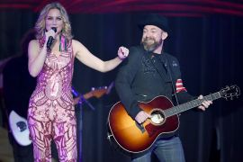 Sugarland; Photo by Ethan Miller/Getty Images