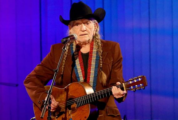 Willie Nelson; Photo by Terry Wyatt/Getty Images
