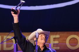 Alan Jackson; ©Grand Ole Opry, photo by Chris Hollo