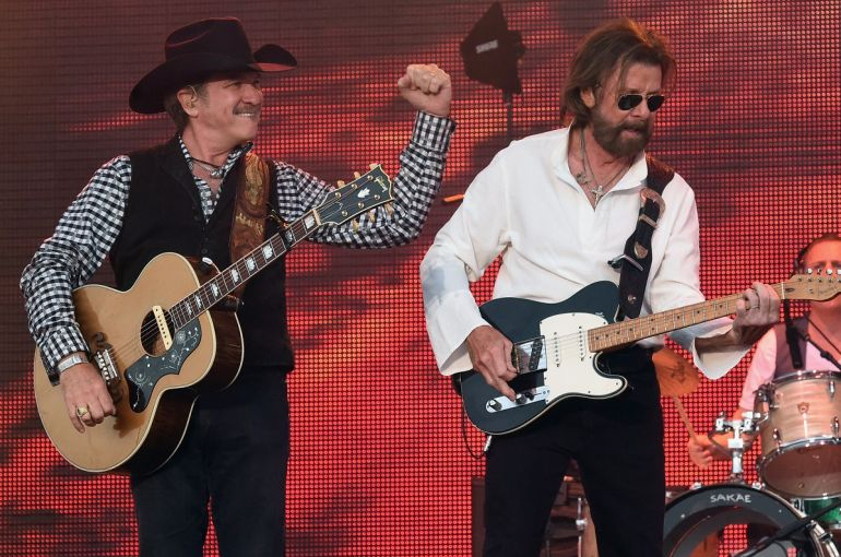 Brooks & Dunn; Photo by Rick Diamond/Getty Images