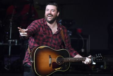 Chris Young; Photo by Ethan Miller/Getty Images