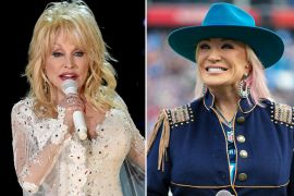Dolly Parton; Photo by Kevin Winter/Getty Images for The Recording Academy, Tanya Tucker, Photo by Wesley Hitt/Getty Images
