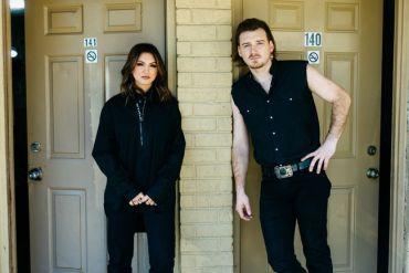 Julia Michaels and Morgan Wallen