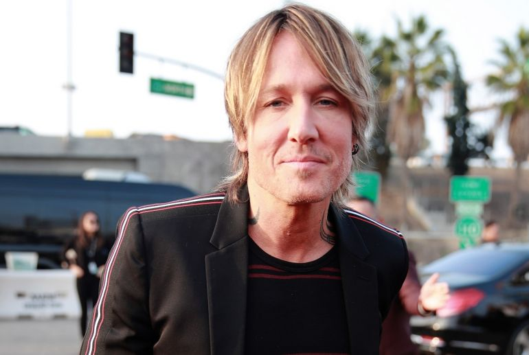Keith Urban; Photo by Rich Fury/Getty Images for The Recording Academy
