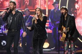 Lady Antebellum; Photo by Terry Wyatt/Getty Images