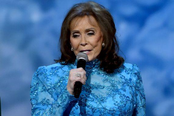 Loretta Lynn; Photo by Rick Diamond/Getty Images