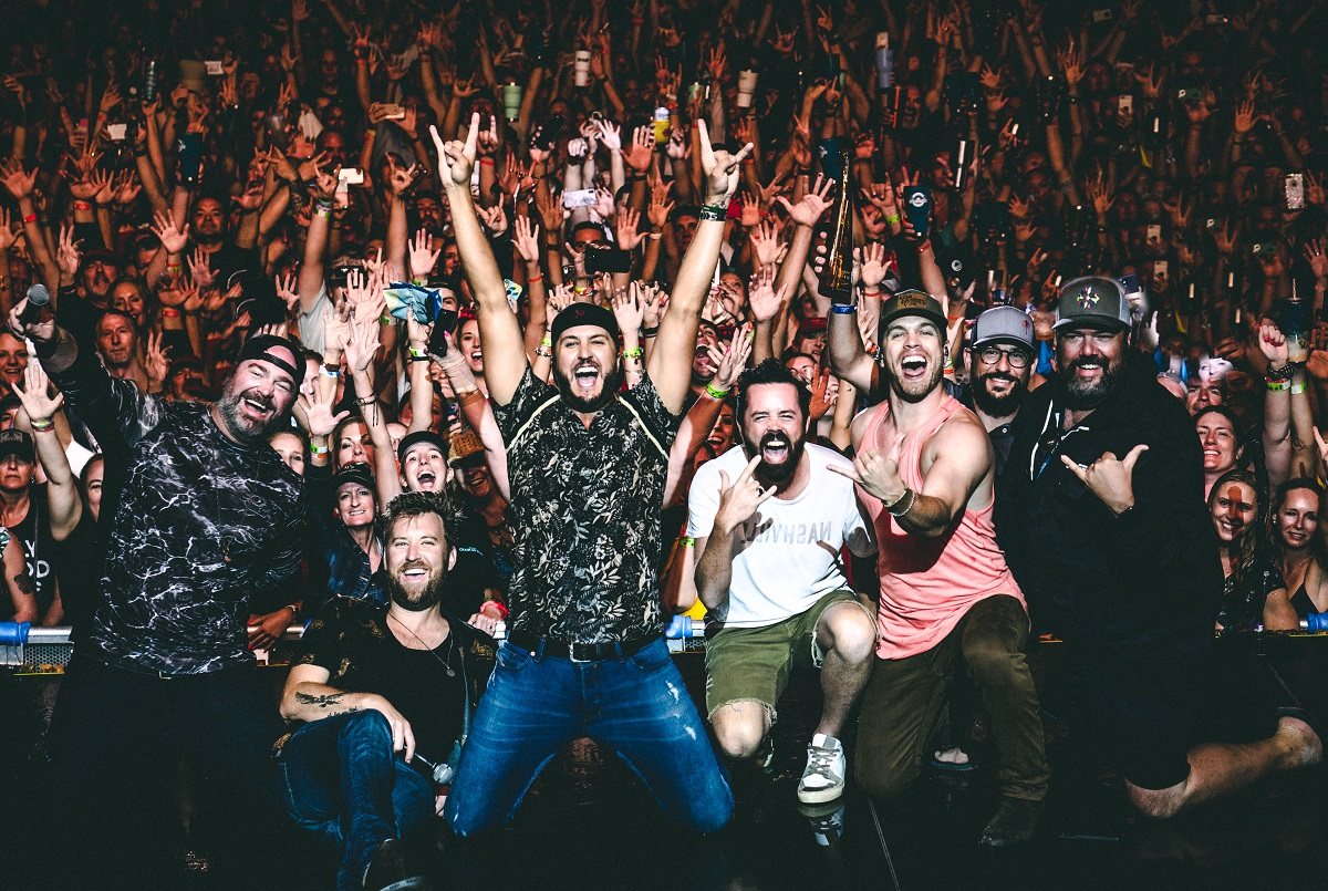 Luke Bryan's Crash My Playa 2020; Photo by Ethan Helms
