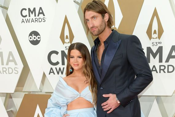 Maren Morris, Ryan Hurd; Photo by Jason Kempin/Getty Images