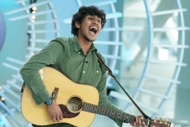 American Idol Contestant Arthur Gunn; Photo by ABC/Eric McCandless